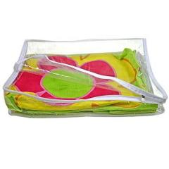 Embalagem Em PVC Cristal para Lençol - Cod.102